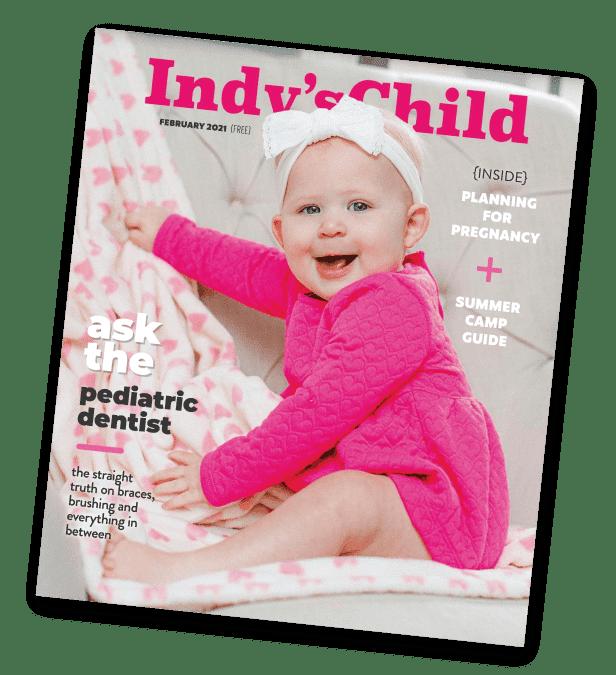 Revista infantil de Indy