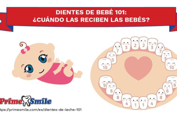 Dientes De Leche 101: ¿Cuándo Crecen Los Dientes De Su Bebé?